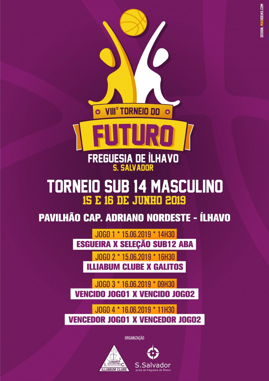 VIII Torneio do Futuro Freguesia S. Salvador - Illiabum
