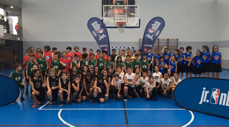JR. NBA LEAGUE CENTRO
